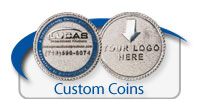 View Our Custom Coins