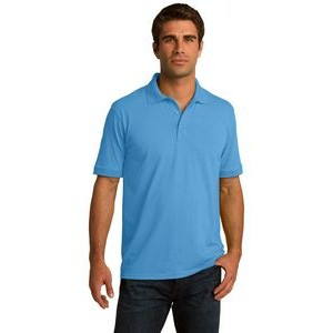 Port & Company® Core Blend Jersey Knit Polo Shirt
