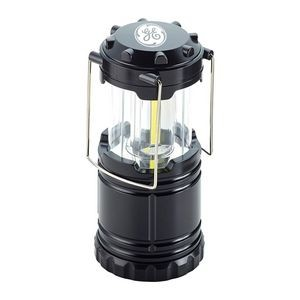 Retractable Large Black LED Lantern