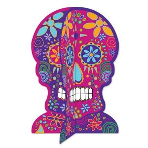 3-D Day Of The Dead Centerpiece