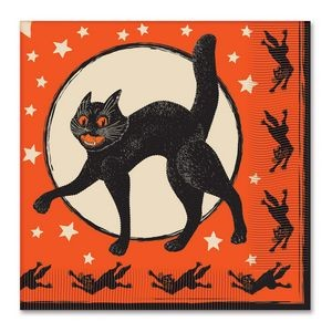 Halloween Luncheon Napkins