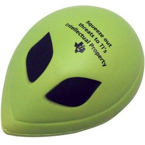 Alien Head Squeezies® Stress Reliever