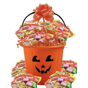 80 Pieces -Halloween Fun Size Candy Basket