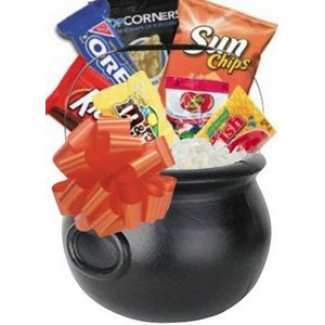 Halloween Candy Basket (Black)