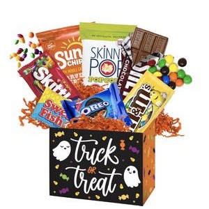 Halloween Candy Basket (Assorted)