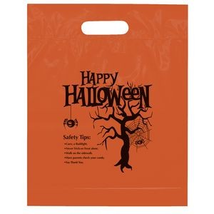 Fright Night Die Cut Halloween Bag