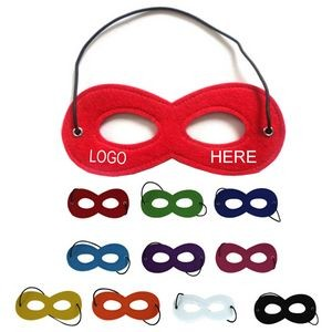 Superhero Felt Costume Eye Masks