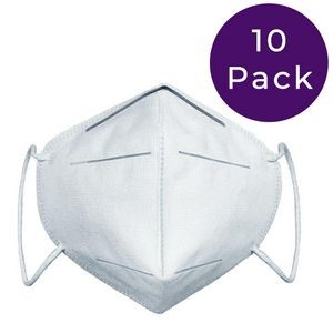 Box of 10 KN95 masks CE certified, genuine and made in accordance with industry standards