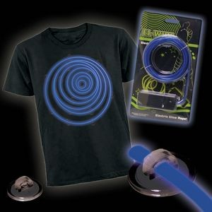 Blue Lumilite Electronic Costume Kit