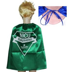 Satin Capes For Youth & Child