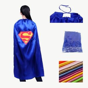 Superhero Cape For Adult