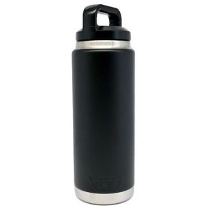 Authentic YETI 26 oz. Bottle Laser Engraved