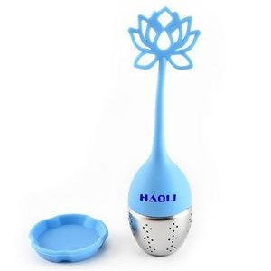 Flower Shape Silicone Tea Infuser