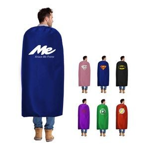 Adult Superhero Cape/ Satin Cape