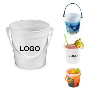 32 oz Bucket with Handle