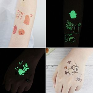 "Glow In The Dark Temporary Tattoo 2""*2"""