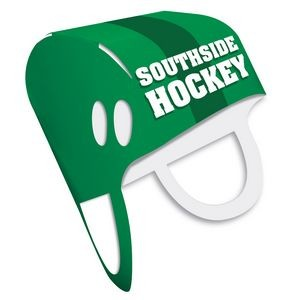 Hockey Helmet Costume Hat