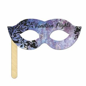 Venetian Mask on a Stick