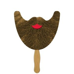 "Beard w/ 8"" Stick (Offset Printed)"