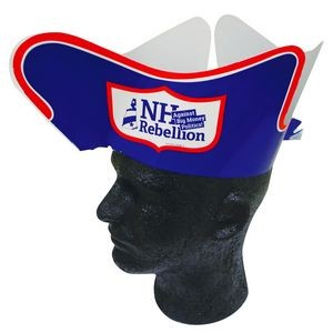 Colonial Tri Corner Costume Hat