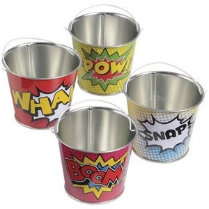 Superhero Mini Buckets