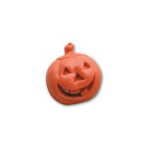 Pumpkin Stock Shape Pencil Top Eraser