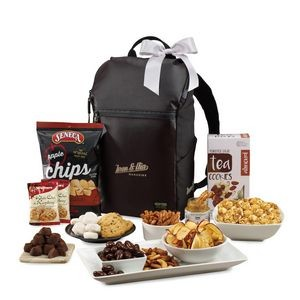 Heritage Supply™ Highline Sling & Go Snacks Black