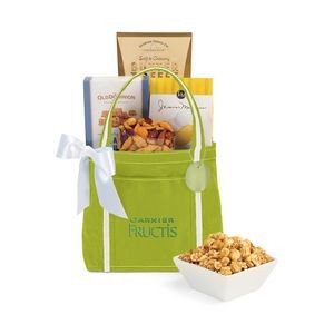 Piccolo Grab N' Gourmet Treats Tote - Green