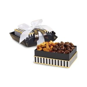 Exeter Executive Tray of Treats Black-White