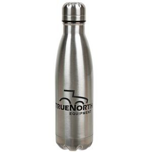 17 Oz. Insulated Stainless Steel Bottle