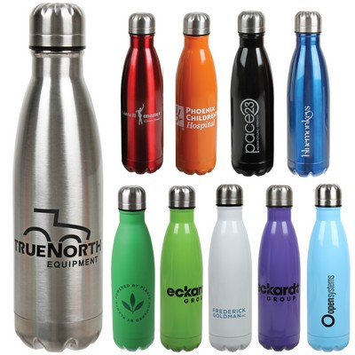 17 Oz. Insulated Bottle