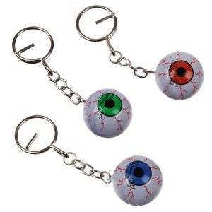 Eyeball Key Chain