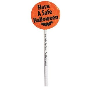 Have A Safe Halloween Lollipop Pack