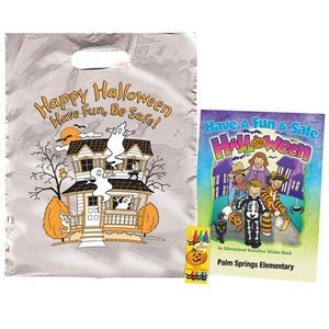 Have A Happy & Safe Halloween Deluxe Value Kit - Personalization Available