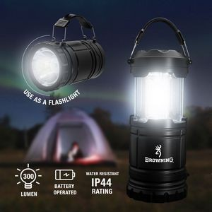 2-in-1 LED LANTERN AND FLASHLIGHT