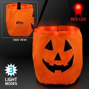 LED Pumpkin Trick-Or-Treat Halloween Bag5 Day