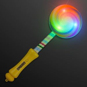 Flashing Lollipop Light Up Wand