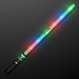 Beaming Lights LED Space Sabers