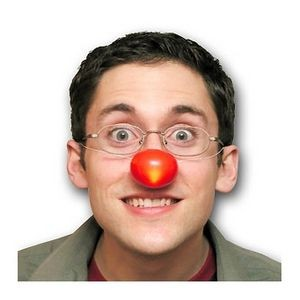 Light Up Clown Nose