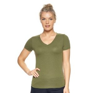 Women's TriTec� Deep V-Neck Tee