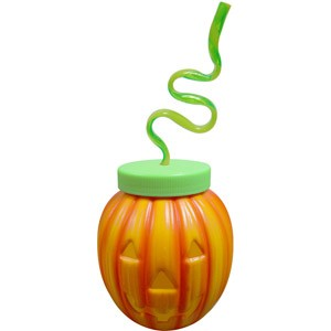 Pumpkin Sipper Drinkware