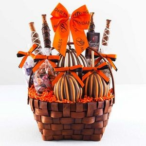 Grand Halloween Gift Basket