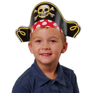 Paper Pirate Hats (Case of 24)