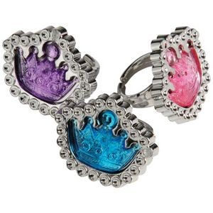 Piece Princess Tiara Rings (Case of 36)