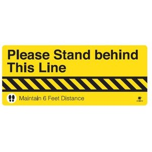 Please Stand Behind This Line 10