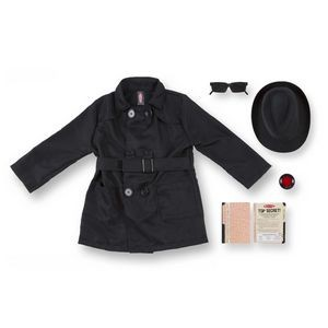 Spy Role Play Costume Set