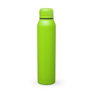 17 Oz. H2go Lime Water Bottle/Vacuum Insulated Stainless Steel Bottle