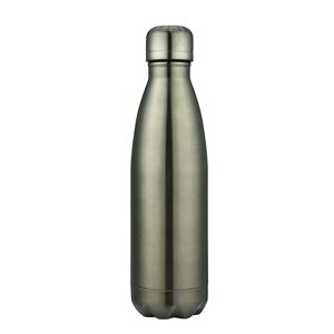 17 Oz. Titanium Double Wall Water Bottle