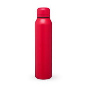17 Oz. H2go Red Water Bottle/Vacuum Insulated Stainless Steel Bottle